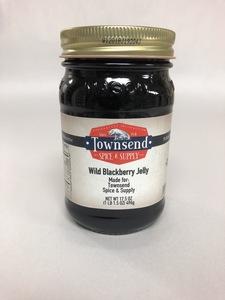 WILD BLACKBERRY JELLY