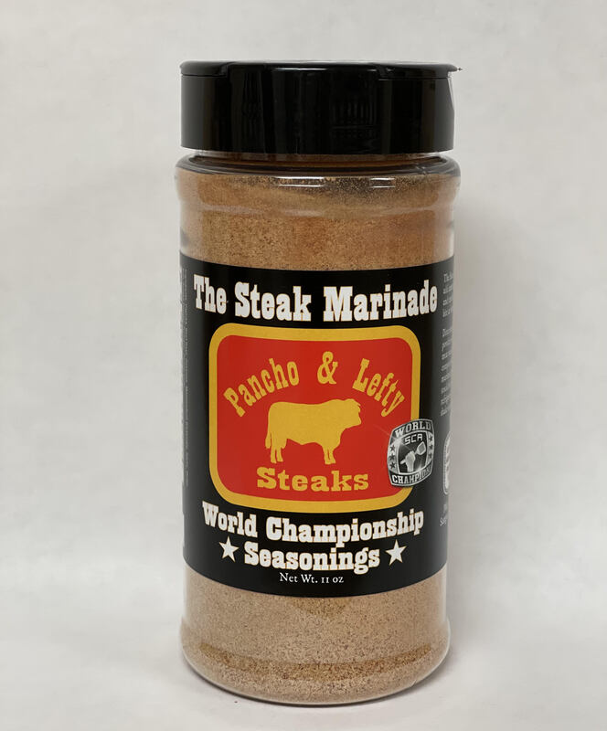 P&L THE STEAK MARINADE